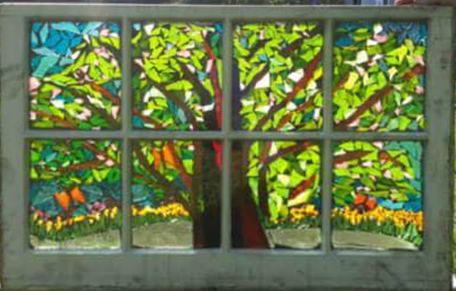 Call for Glass/Mosaic Artists